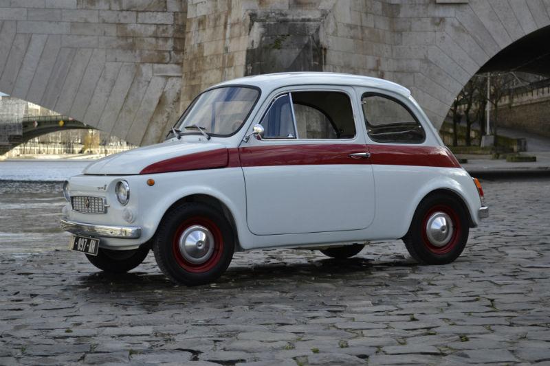 Fiat 500 MyCar Sport