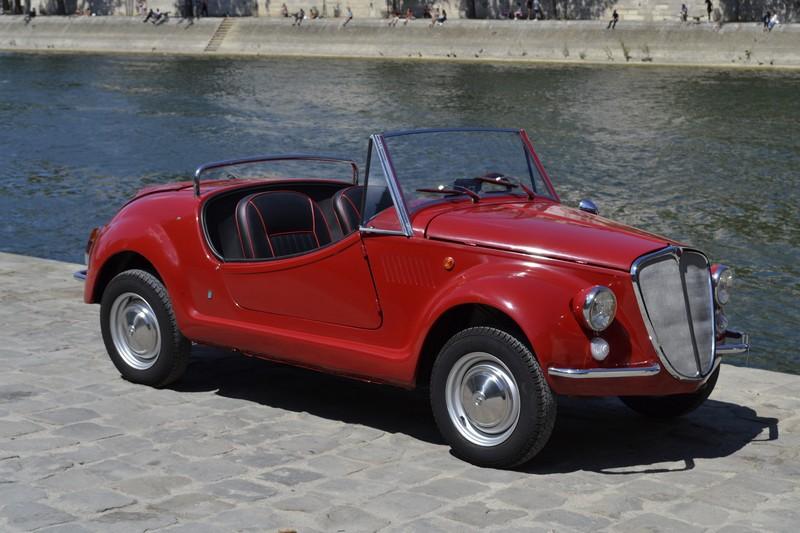 Fiat 500 Gamine Vignale 1968