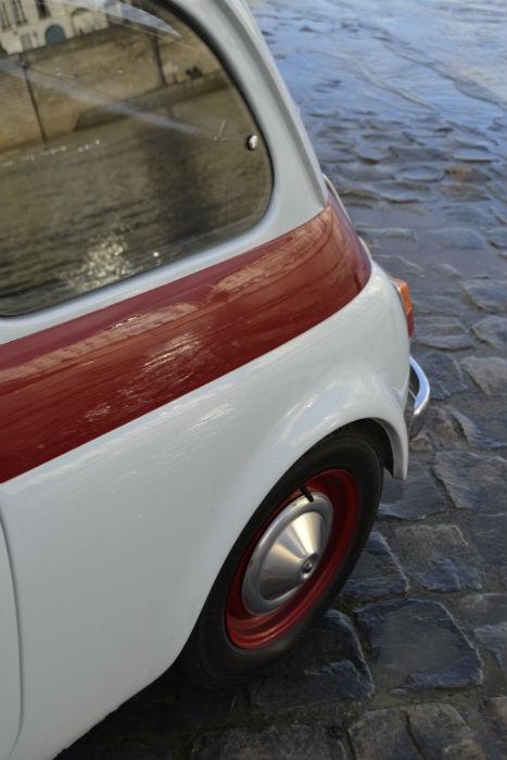 Fiat 500 MyCar Sport 1971