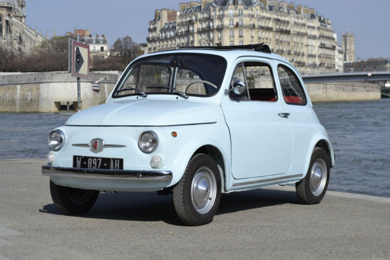 FIAT 500 ancienne 1968