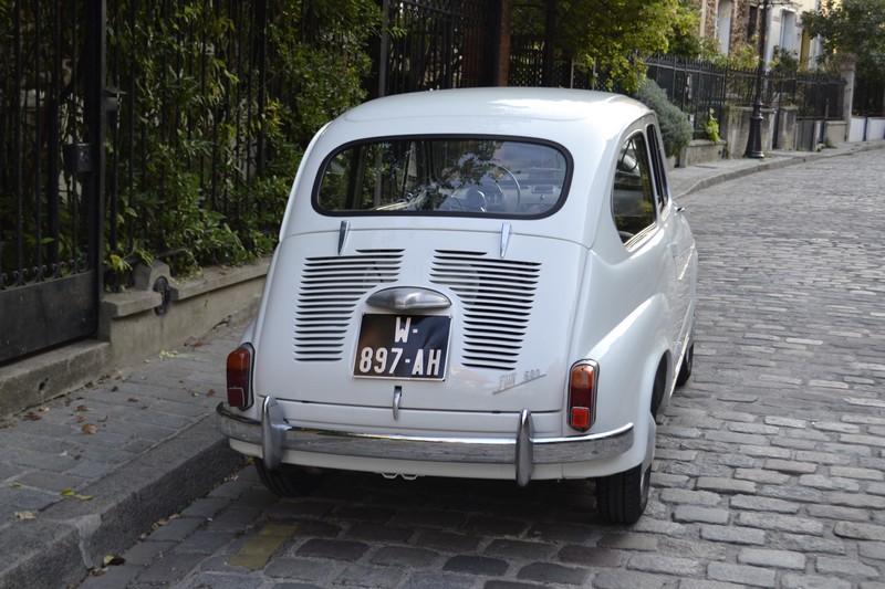 FIAT 600 rare