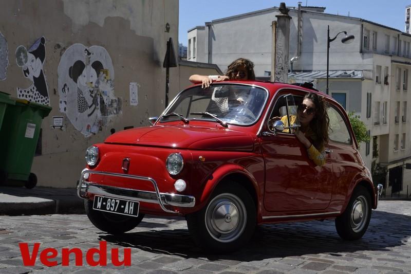 Fiat 500 L vintage collection