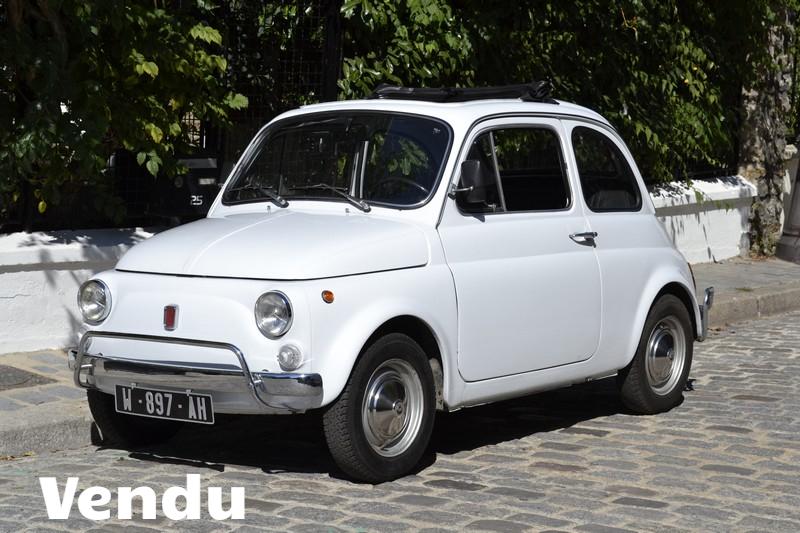 Fiat 500 L ancienne