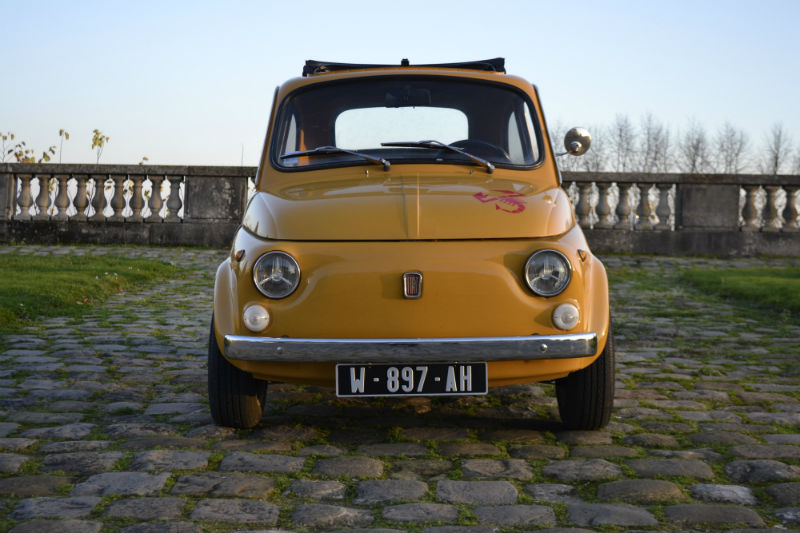 FIAT 500 Collection ABARTH