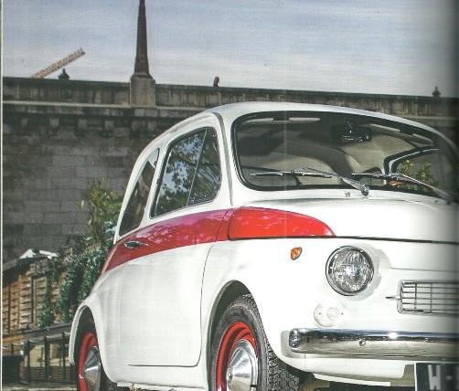 Hors-Série Vintage Racers, notre 500 My Car Sport
