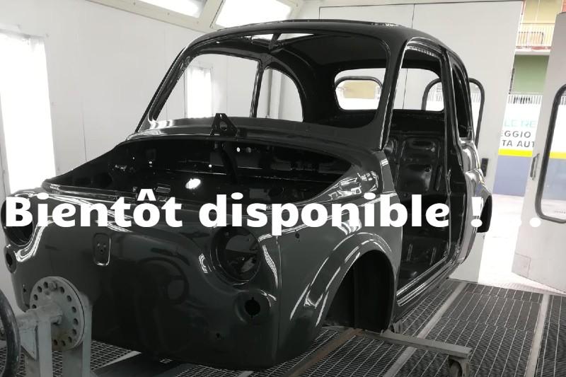 Fiat 500 L restauration complète
