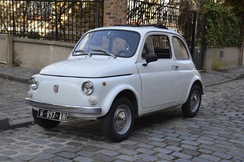 Fiat 500 F vintage 68