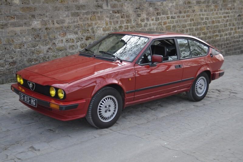 ALFA ROMEO Alfetta coupé GTV 2000 1986