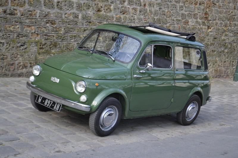 Autobianchi Fiat 500 Giardiniera