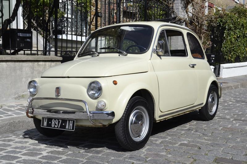 Fiat 500 L 1971 vintage