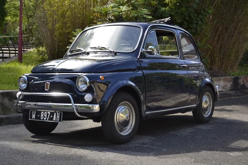 Fiat 500 L 1972 vintage