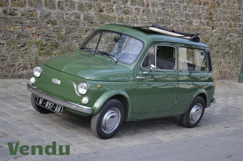 Fiat 500 Autobianchi Giardiniera
