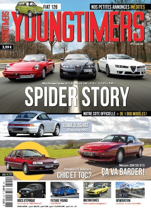 Magazine YOUNGTIMERS, notre FIAT 126 à l'honneur…!